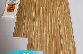 Sàn nhựa keo riêng  H03