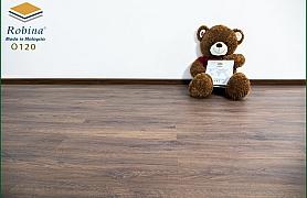 Sàn gỗ - O120 -  ROBINA FLORING - MADE IN MALAYSIA