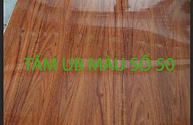 Tấm nhựa PVC giả gỗ màu gỗ siêu chịu nước